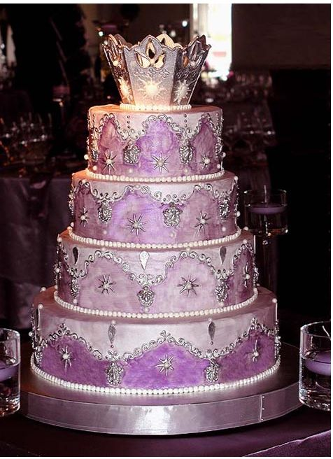 princess cakes: