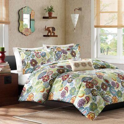 Mi-Zone Tamil Comforter Set