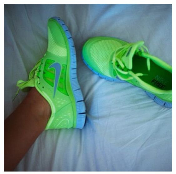 Cute running shoes