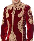 Latest collection in wedding sherwani