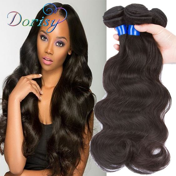 Cheap hair weave hairstyles, Buy Quality weave hair color 30 directly from China hair weave synthetic Suppliers: 	2016 Brazilian Hair Weave Bundles 3PC Hair Unprocessed Brazilian 	Straight Human Hair Weave 7A Virgin Brazlizian Straig