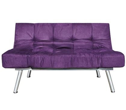 The College Cozy Sofa Mini-Futon Purple Dorm Furniture adds cheap dorm furniture to your dorm supplies. Dorm futons are great for when friends visit and for napping. Dorm stuff should include a college futon to give our dorm room more comfortable items.