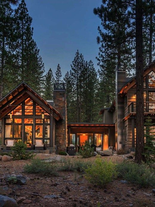 45 Absolutely Spectacular Rustic Bedrooms Oozing With Warmth Mountain House Plans Mountain House Mountain Modern