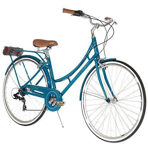 Xds Nadine 7 Speed Aluminum Comfort Bike Teal Comfort Bike