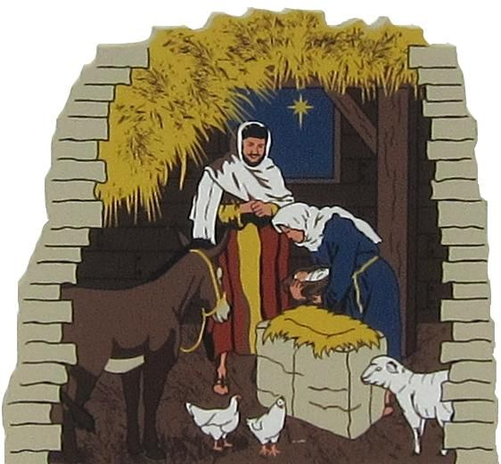 Birth Of Jesus, the Son Of God - Luke 2:1-39