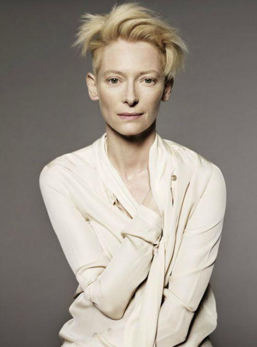 Ah... I think I found who could play General Evangeline Yurkutz: Tilda Swinton (© Jan Welters)