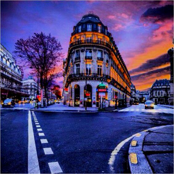 Opera Quarter in Paris