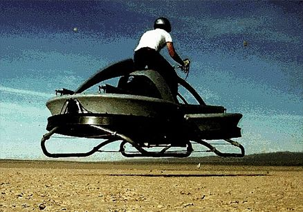 'Star Wars' Hovering Speeder Bikes Soon To Be A Reality - DesignTAXI.com