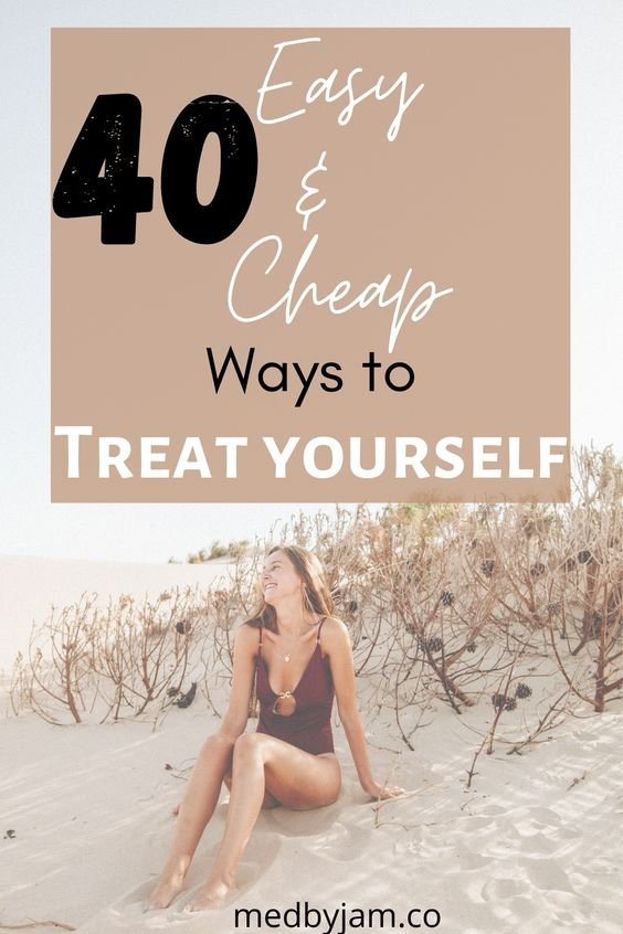 Thinking of giving yourself a treat for a big or small win? Or you're looking for ways to better yourself and improve on your self-love journey. Learn 40 easy ways to treat yourself on your birthday like a queen or princess and on a low budget. It's all part of the self-care |treat yourself|treat you|treat ideas|ways to treat yourself on a low budget|self-love|self-care ideas|love yourself|practicing self-love|ideas for self-care|care ideas|