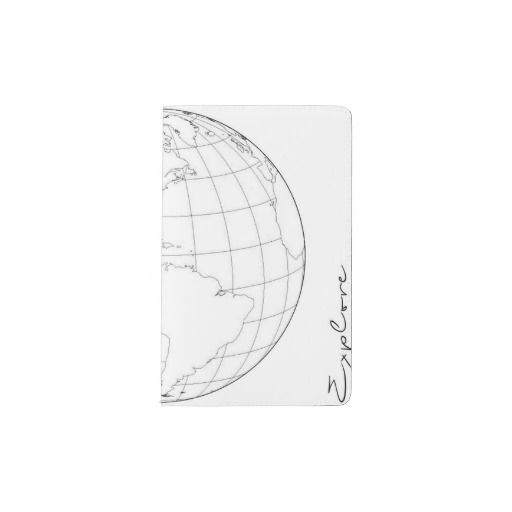 Explore, Never Forget Pocket Moleskine Notebook Cover With Notebook