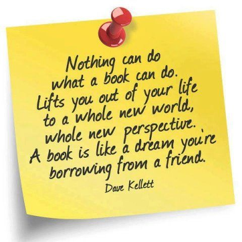 Nothing can do what a book can do