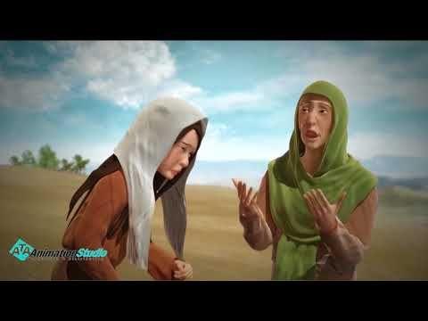 كليم الله قصه إلقاء سيدنا موسي في اليم Youtube Character Illustration Illustration Character