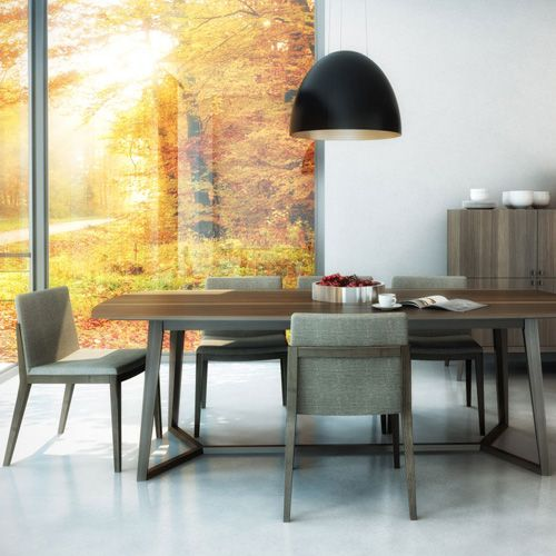 Dining Table From Huppe Made In Canada Contemporary