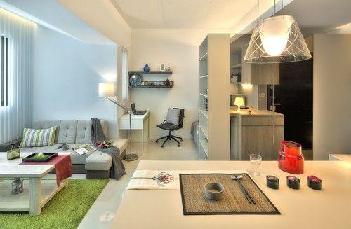 Como Decorar Mi Apartamento Con Poco Dinero Tabla De Contenidos1 Embellece Con Decoro Todo Interior Design Examples Small Apartment Decorating Apartment Room