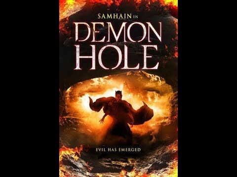 فيلم Demon Hole 2017 مترجم جودة عالية Evil Book Cover Samhain