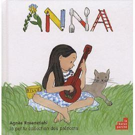 Anna de Agnès Rosenstiehl