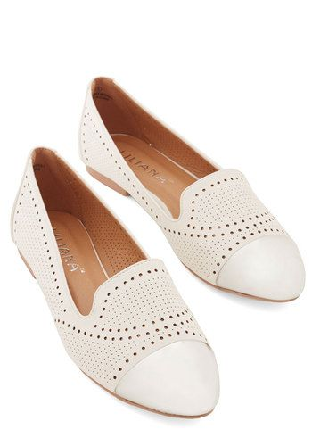 Brilliant Flat Early Fall Shoes