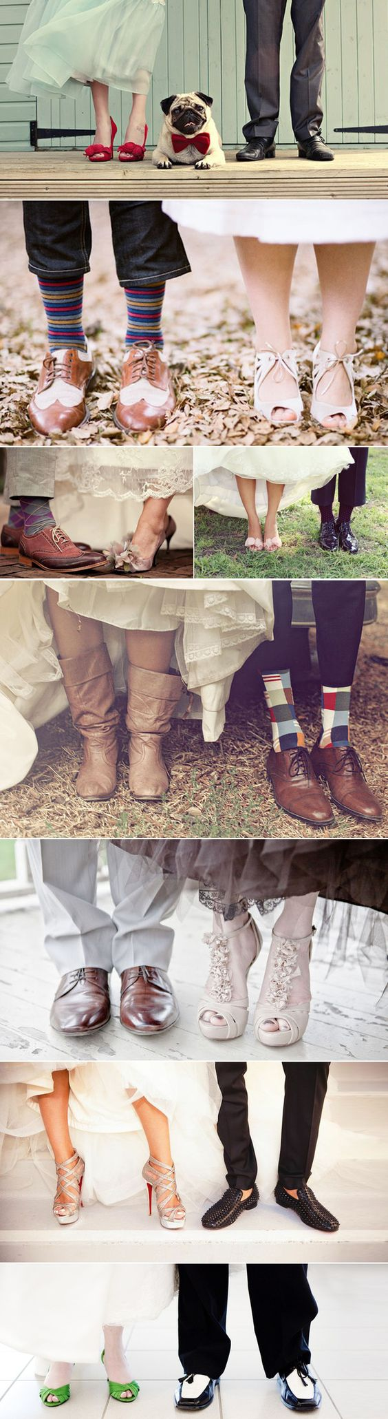 18 Lovely matching shoes - Matching styles