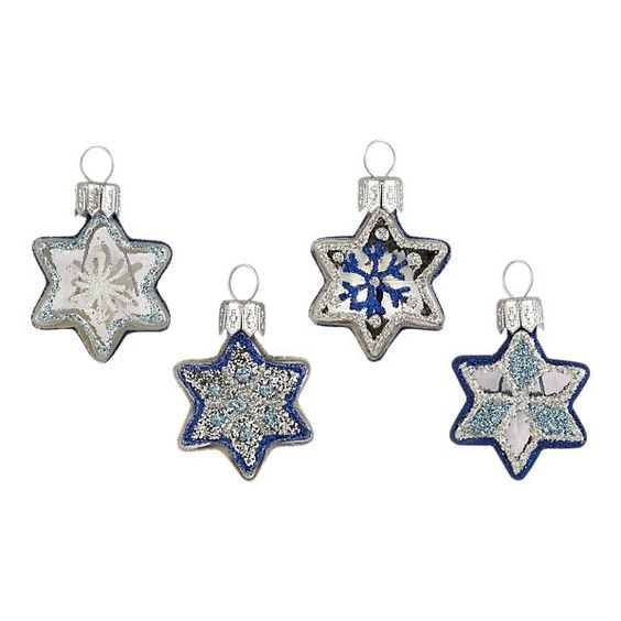 hanukkah ornaments for my future tree $9.44
