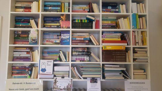 Boekenruilkast Sint-Niklaas 2