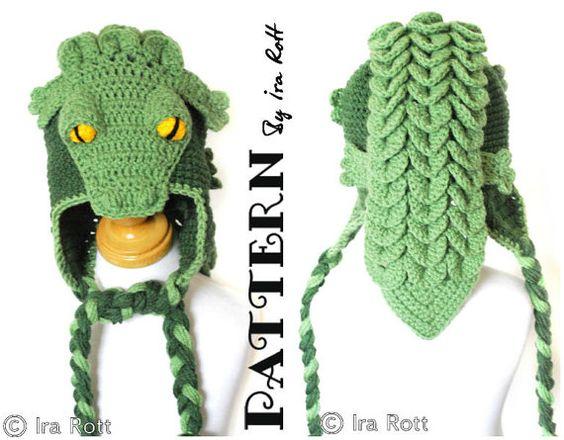 Crocodile vest | Alligator hats | Pinterest