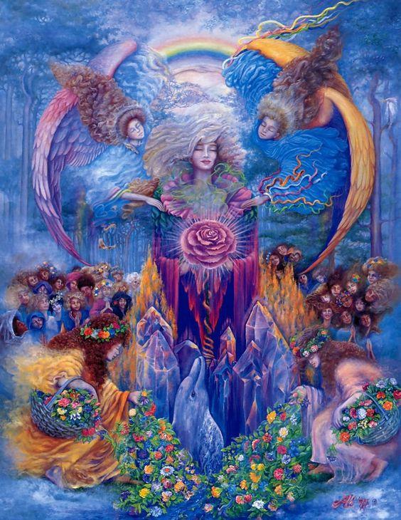 Ali Miner - Return of the Goddess