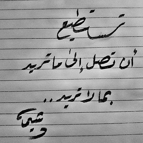 خط ديواني تستطيع أن تصل إلى ما تريد بما لا تريد مصطفى نور الدين Arabic Calligraphy Calligraphy