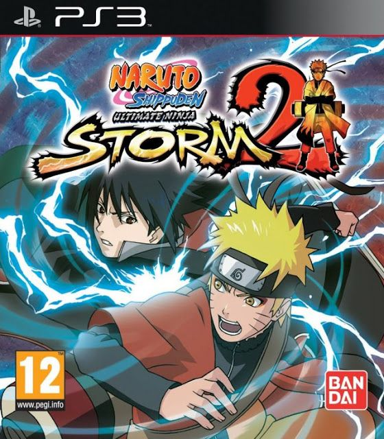 Naruto Shippuden Ultimate Ninja Storm 2 Ps3 Iso Rom Download
