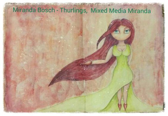 Gratis online workshop via de Facebook groep van Mixed Media Art Club Holland. 20 en 21 februari van 20.00 - 22.30 live begeleiding bij een tutorial filmpje dat beschikbaar wordt gesteld. Wordt lid van de groep en meld je aan voor het evenement. Miranda Bosch - Thurlings, Mixed Media Miranda.