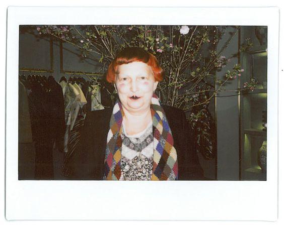 Lynn Yaeger at Fivestory