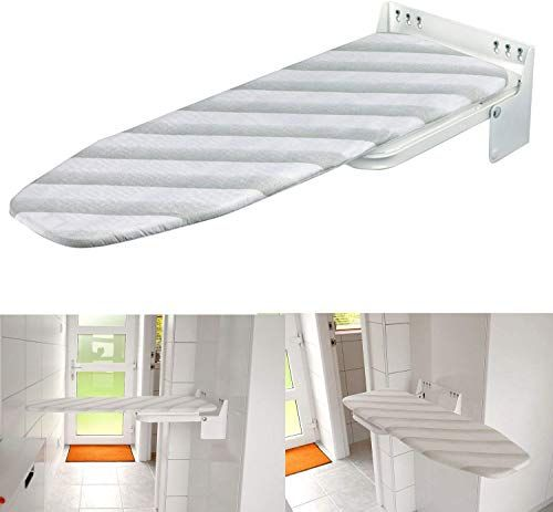 Best Seller Nisorpa Wall Mounted Iron Board Fold Away Laundry