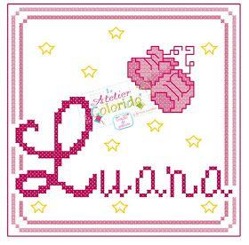 Atelier Colorido PX: Fralda - Luana! 1