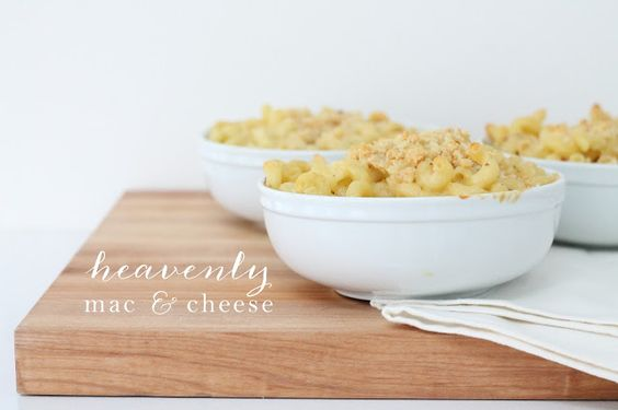 Coordinately Yours, by Julie Blanner | Entertaining & Design Blog that Celebrates Life: Heavenly Mac & Cheese