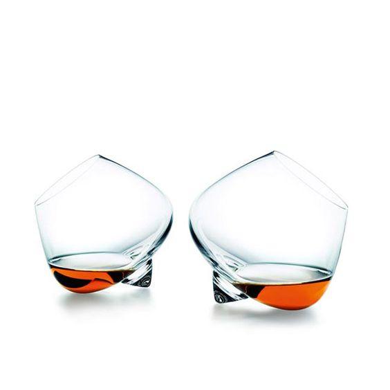 Verres Cognac & Liqueur de Rikke Hagen pour Normann Copenhagen | Zelys Design Lab | Shop