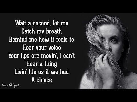 Alan Walker Sing Me To Sleep Lyrics Ft Iselin Solheim Youtube