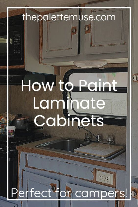 How To Paint Laminate Cabinets Without Sanding In 2021 Laminate Cabinets Painting Laminate Cabinets Painting Laminate