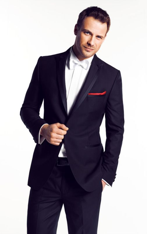 Suit Swag - white bow tie for hubs | Style | Pinterest ...