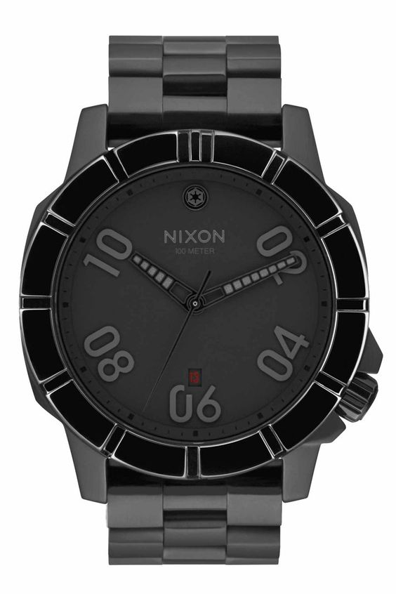 Nixon's Star Wars watches let you show your alliance - GQ.co.uk