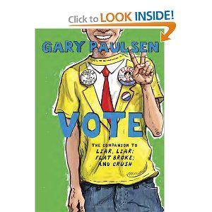 Vote by Gary Paulsen