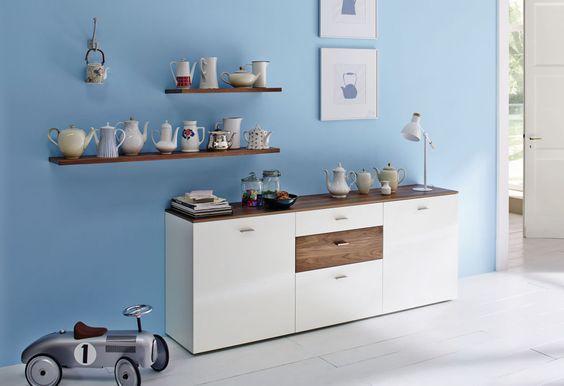 #sideboard #white #now!byhuelsta #hulsta #interiordesign #no.14