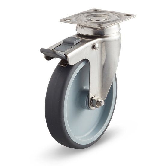 TPR wielen > thermoplastisch rubber banden > Laminaat wielen