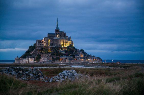 Le Mont Saint Michel / France
