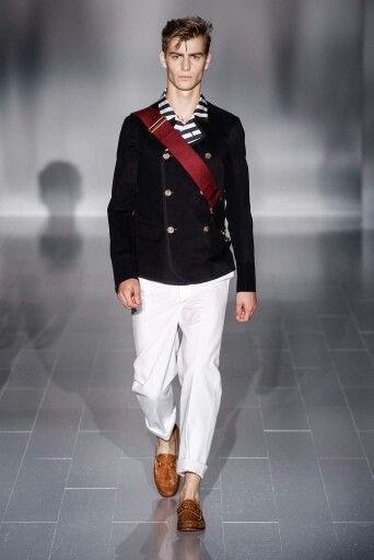 Gucci S/S 2015 - Milan