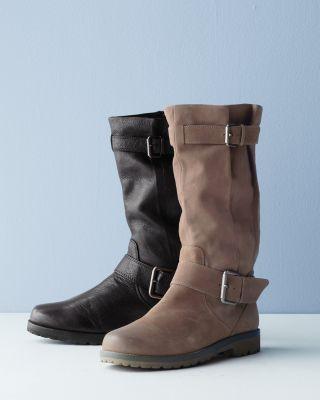 Gentle Souls Buckled-Up Boots - Garnet Hill