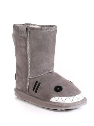 EMU Little Creatures Shark BAH!!!   I love them.