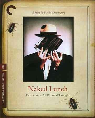 Criterion Collection Naked Lunch