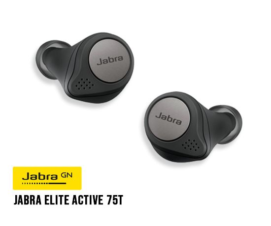 Jabra Elite Active 75t True Wireless Earbuds Review In 2020 Wireless Earbuds Earbuds Elite