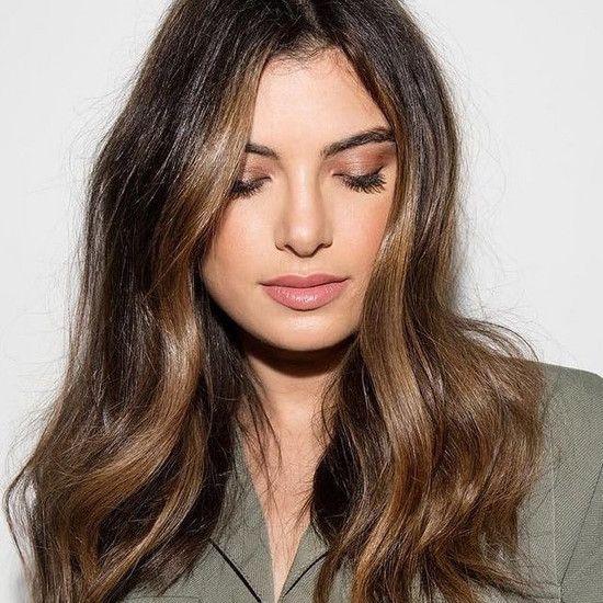 Negativ Space Hair Tak Teraz Farbujemy Wlosy Space Hair Short Dark Hair Hair