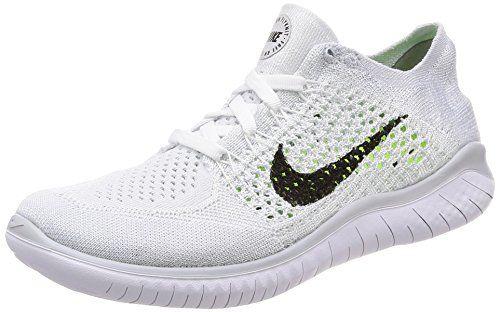 Nike Women S Wmns Free Rn Flyknit 2018 White Black Pure Https Www Amazon Com Dp B07cg9f7ds Ref Cm Sw R Pi Dp U X P Nike Free Run Flyknit Nike Women Nike