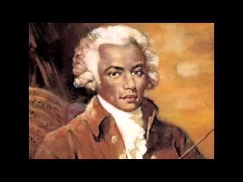 Adagio in F Minor by Joseph Boulogne, Chevalier de Saint-Georges - YouTube
